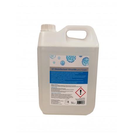 Désinfectant virucide 5 litres
